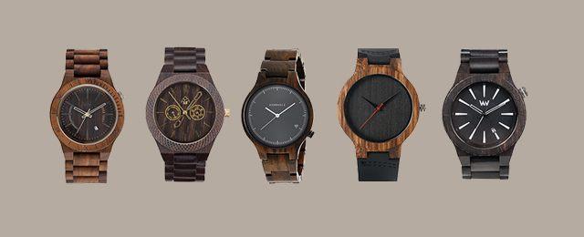 Top Best Wood Watches For Men