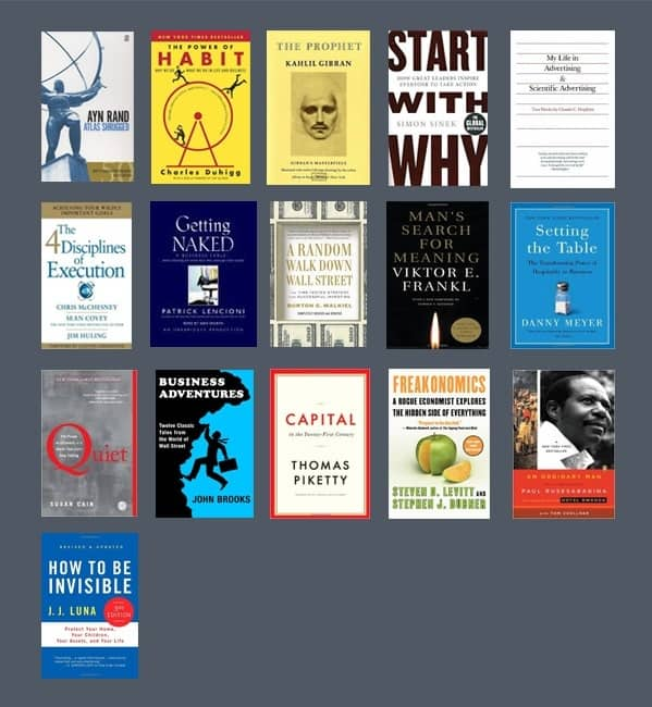 Top Books For Men By You