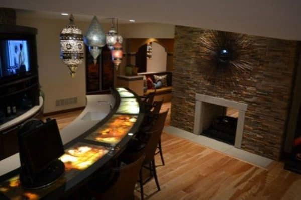 Top Home Bar Designs
