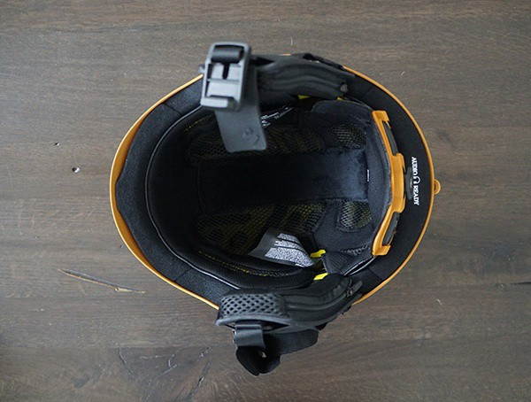 Top Interior View Sweet Protection Switcher Mips Helmets
