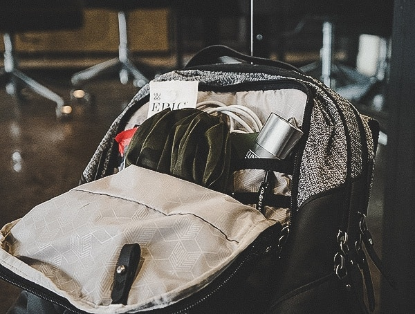 Top Pocket Fast Access Stm 28 Liter Myth Backpack Review At Office