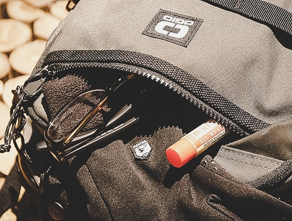 Top Pocket For Gloves Chapstick And Glasses Olive Ogio Alpha Convoy 525 Backpack Review