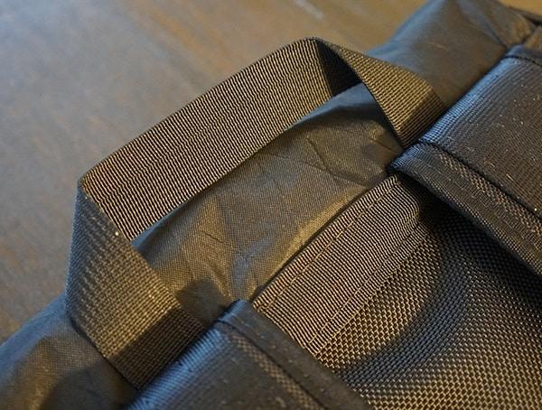 Top Pull Handle 1000 D Cordura Exterior Topo Designs Klettersack 22l Backpack