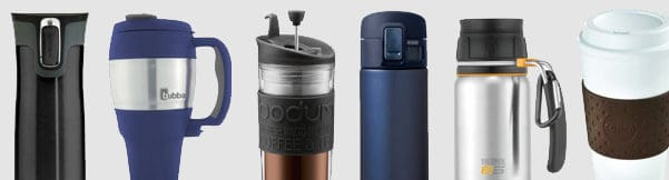 Top Travel Coffee Mugs For Men