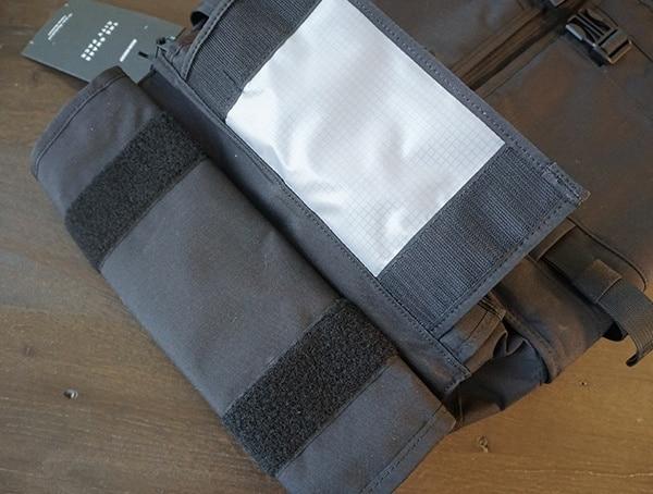 Top Velcro Closure Mission Workshop The Rhake Backpack