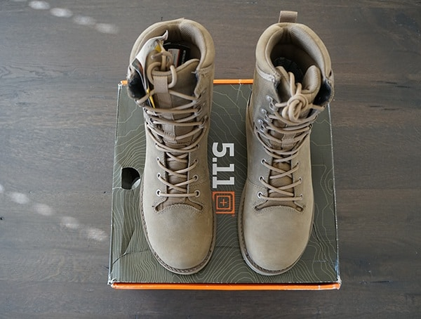 Top View Apex Mens 5 11 Tactical Boots
