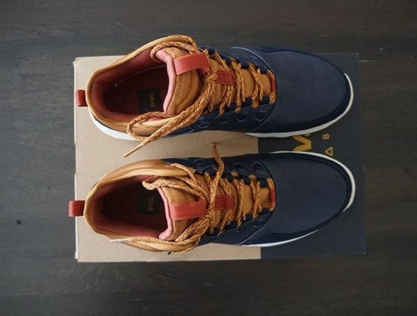 Top View Arrowood 2 Mid Waterproof Sneaker Boots For Men
