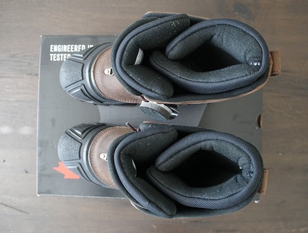 Top View Guys Baffin Control Max Winter Boots
