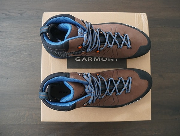 Top View Lightweight Hiking Boots For Men Mens Garmont Toubkal Gore Tex Leather