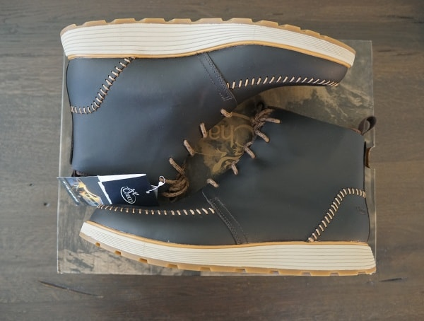 Top View Mens Chaco Dixon High Boots