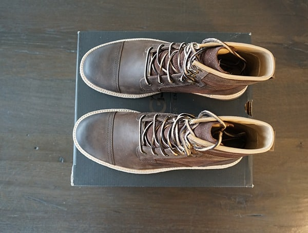Top View Mens Ugg Magnusson Boots