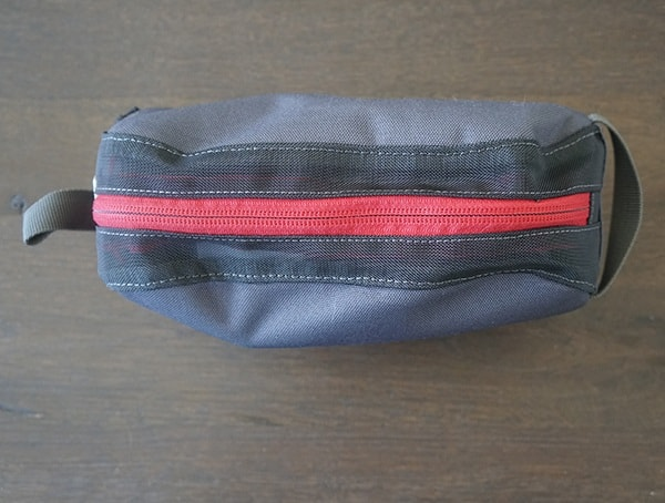 Top View Msr Guardian Purifier Storage Bag With Zipper