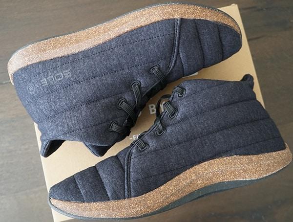Top View Sole X United By Blue Jasper Wool Eco Chukka Shoe