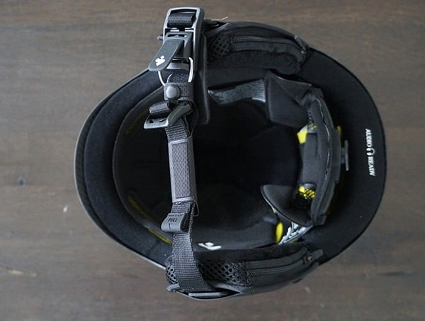 Top View Sweet Protection Grimnir Ii Te Mips Helmet
