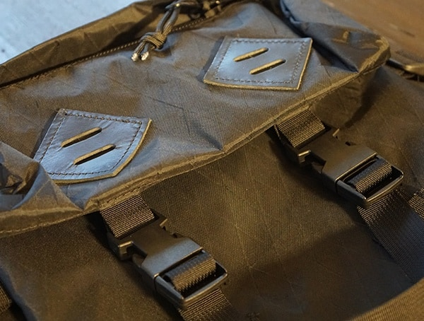 Topo Designs Klettersack Backpack Buckles With Leather