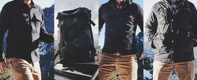 Topo Designs Klettersack Backpack Fleece Hoodie Wool Shirt Mountain Jacket Review
