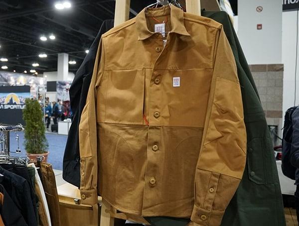 Topo Designs Mens Long Sleeve Shirt