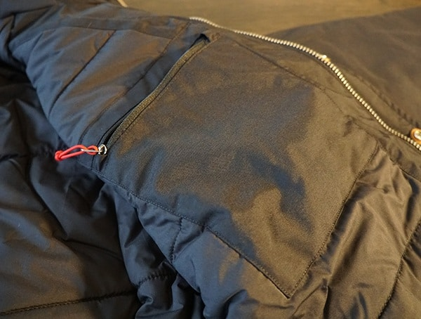 Topo Designs Mountain Jackets For Men Interior Pocket