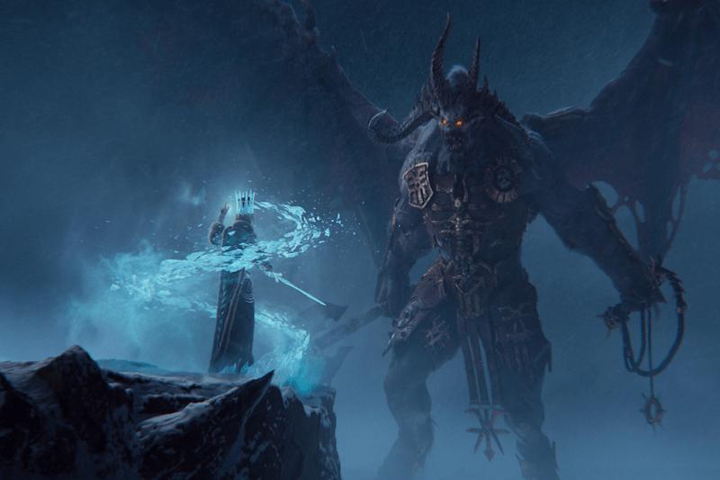 SEGA Unveils Stunning Trailer for 'Total War: Warhammer 3'