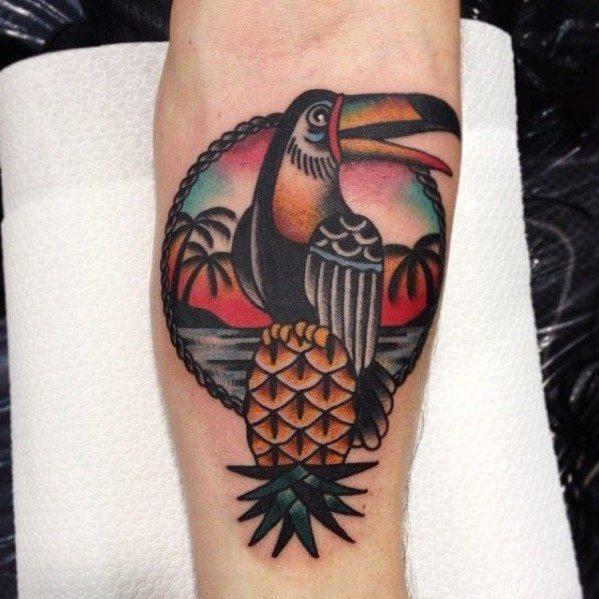 Toucan Guys Tattoo Ideas