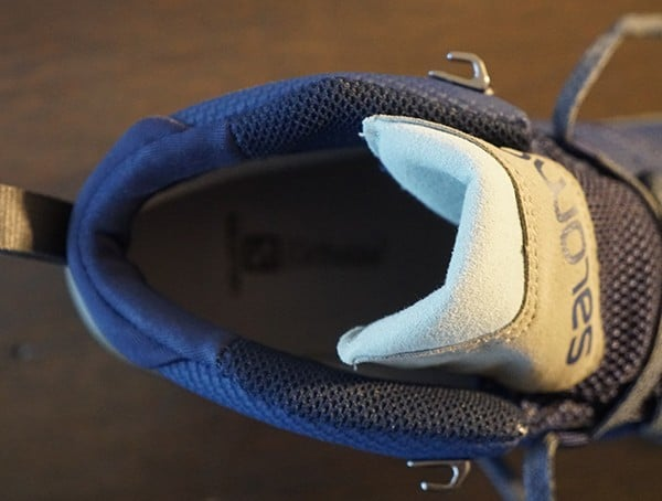 Tounge Salomon Outline Mid Gtx Hiking Shoes For Men