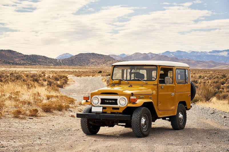 The History of the Toyota Land Cruiser