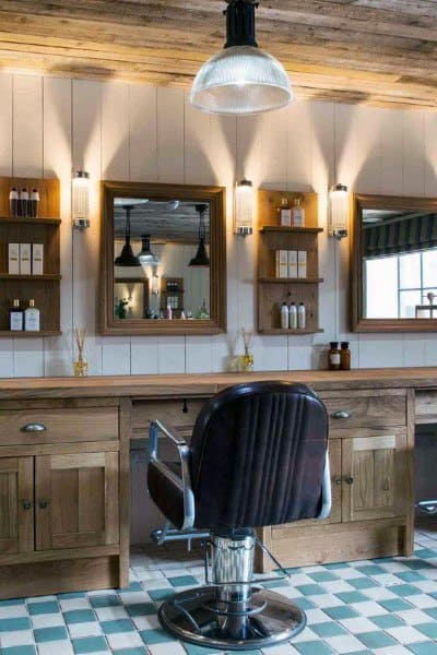 Traditional Barber Shop Designs