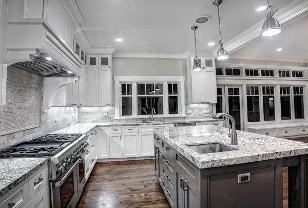 Traditional Contemporary Kitchen Backsplash Ideas