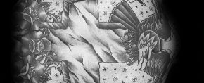 50 Traditional Cross Tattoo Designs For Men – Old School Ideas