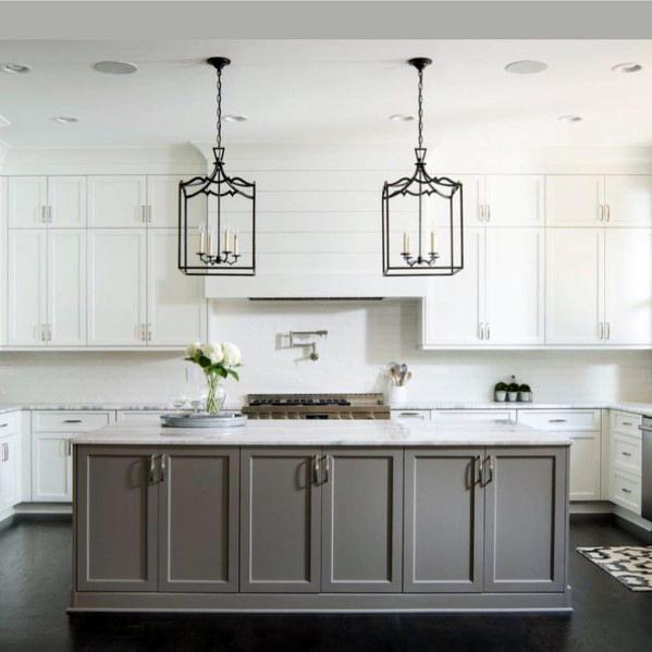 Top 50 Best Kitchen Island Lighting Ideas Interior Light