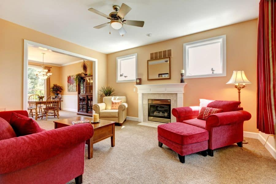 Traditional Family Room Ideas 1