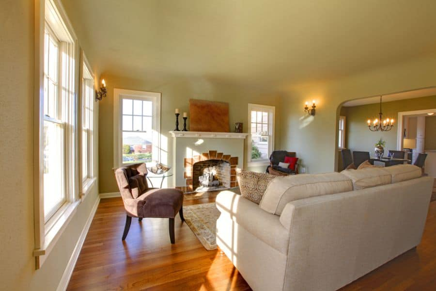 Traditional Family Room Ideas 4