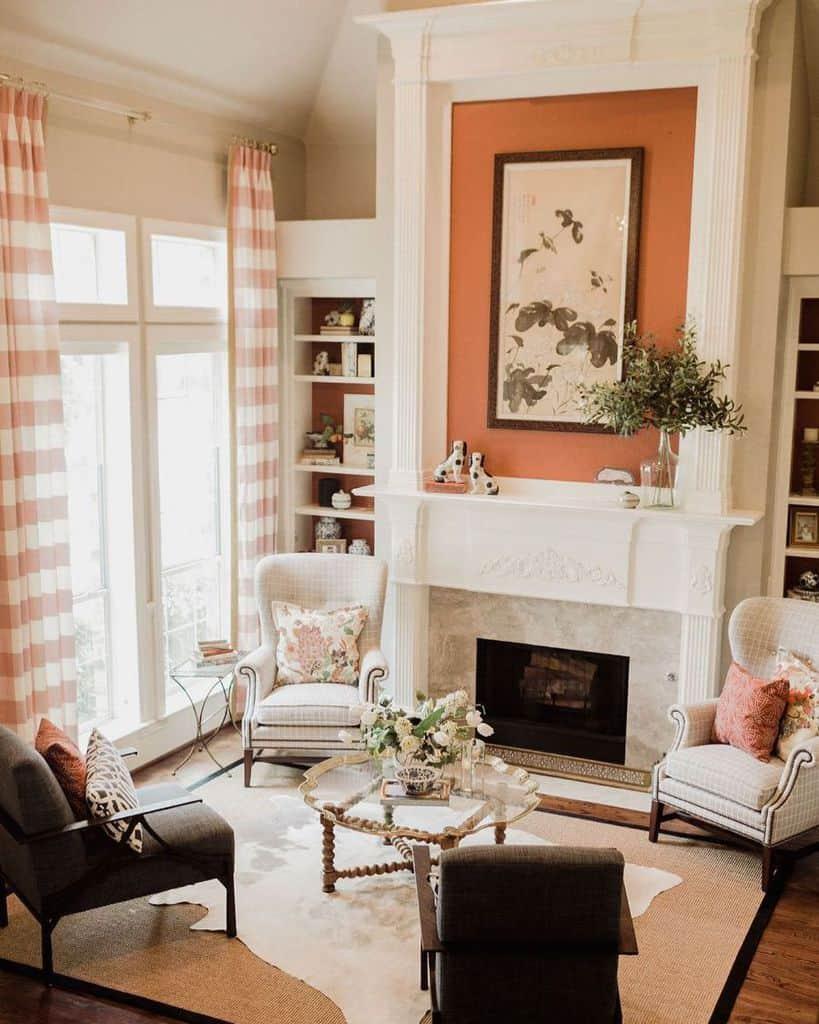 Traditional Family Room Ideas Lambert Home