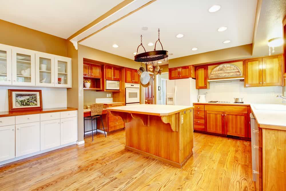traditional farmhouse kitchen ideas 5