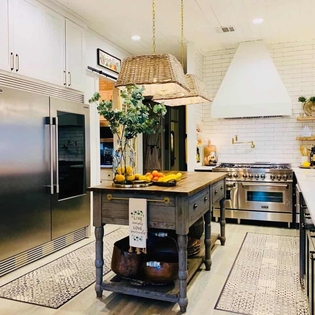 traditional farmhouse kitchen ideas jvwhome