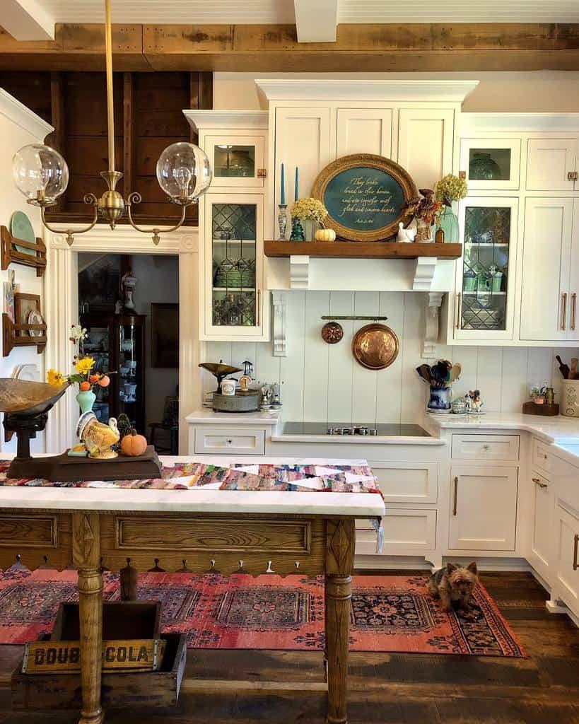 traditional farmhouse kitchen ideas persimmonridgefarmtn