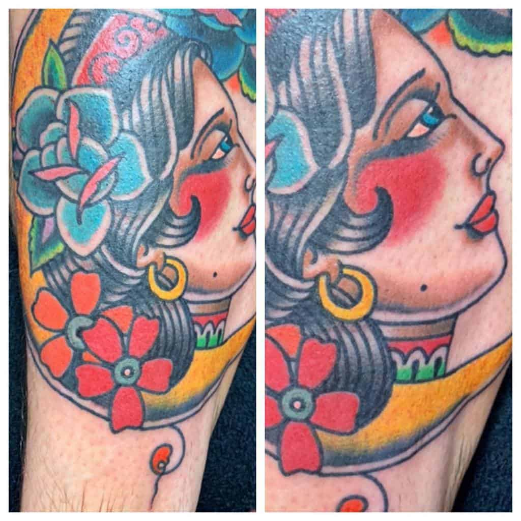 traditional gypsy rose tattoos marcus_kuhn
