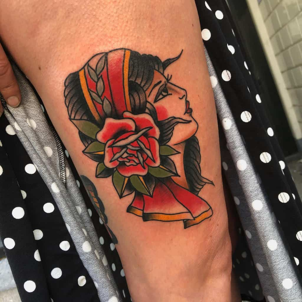 traditional gypsy rose tattoos staygold5314