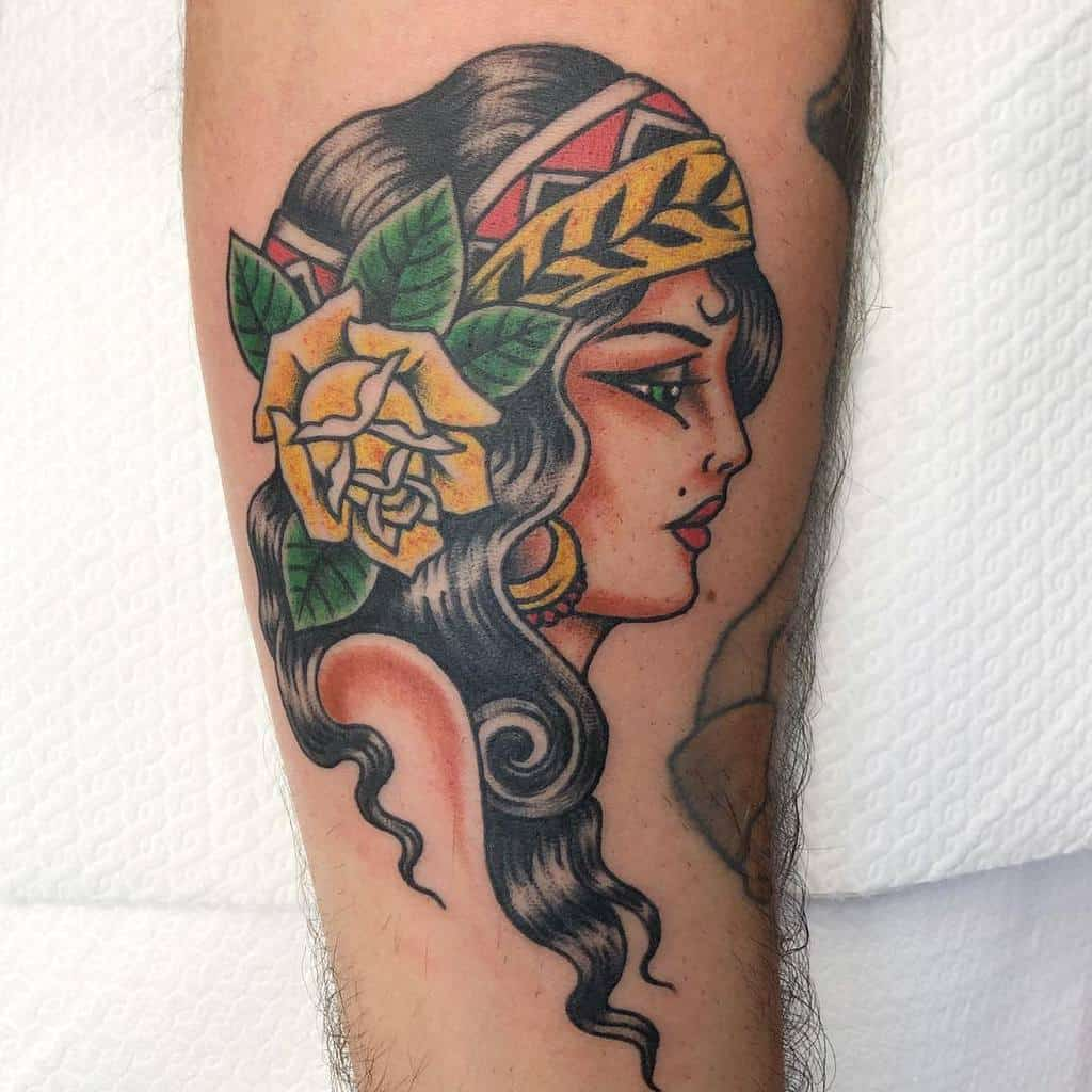 traditional gypsy rose tattoos tattoorupa