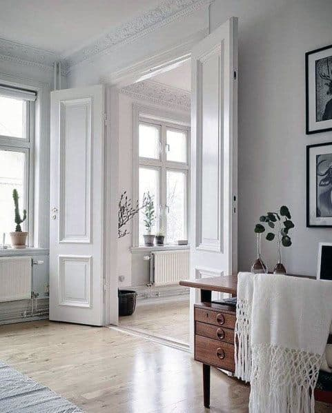Traditional Home Design Ideas Door Trim