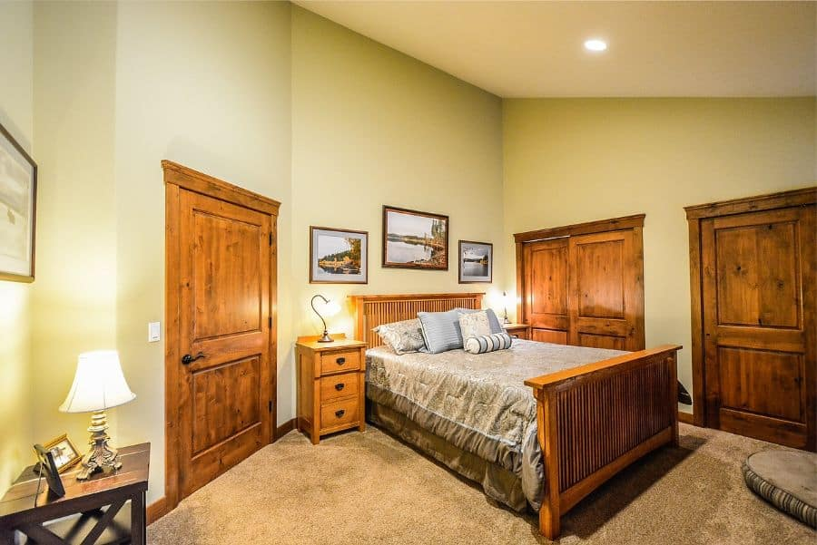 traditional house vintage bedroom ideas 3