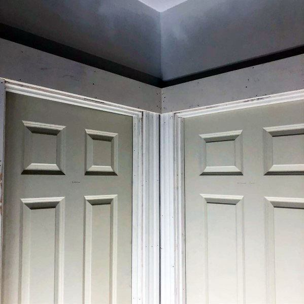 Traditional Ideas For Door Trims
