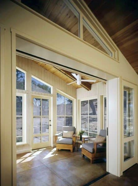 Traditional Sunrooms