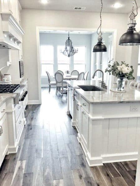 Traditional White Kitchen - Next Luxury