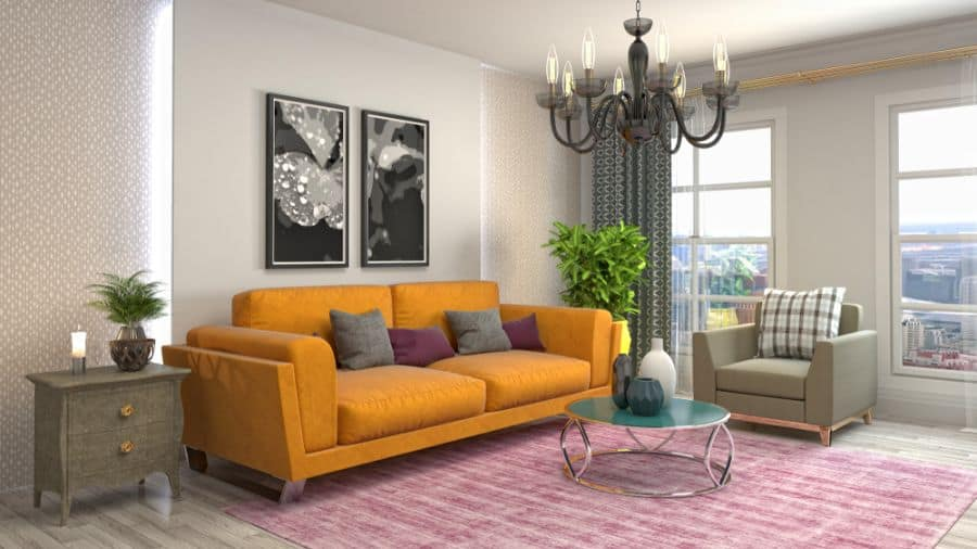 Transitional Family Room Ideas 2