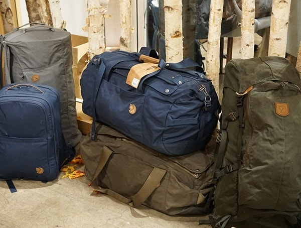 Travel Packs Outdoor Retailer Winter Market 2018 Fjallraven Collection