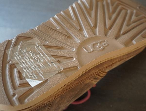 Treadlite Mens Ugg Waterproof Harkley Boots Outsole