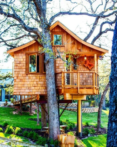 Treehouse Design Ideas