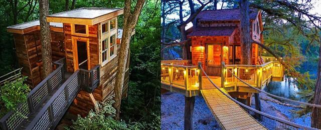 Treehouse Ideas Designs