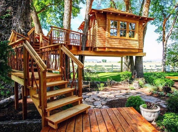 Treehouse Ideas Inspiration